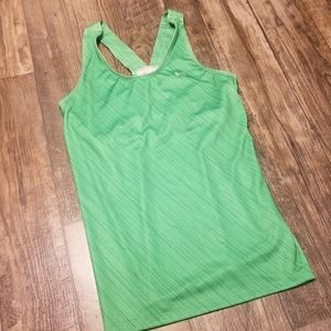 Under Armor Fitted Hear Gear Tank